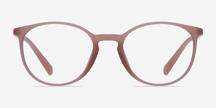 b2a60afd234 Dinah Matte Pink Plastic Eyeglasses from EyeBuyDirect. Come and discover  these quality glasses at an