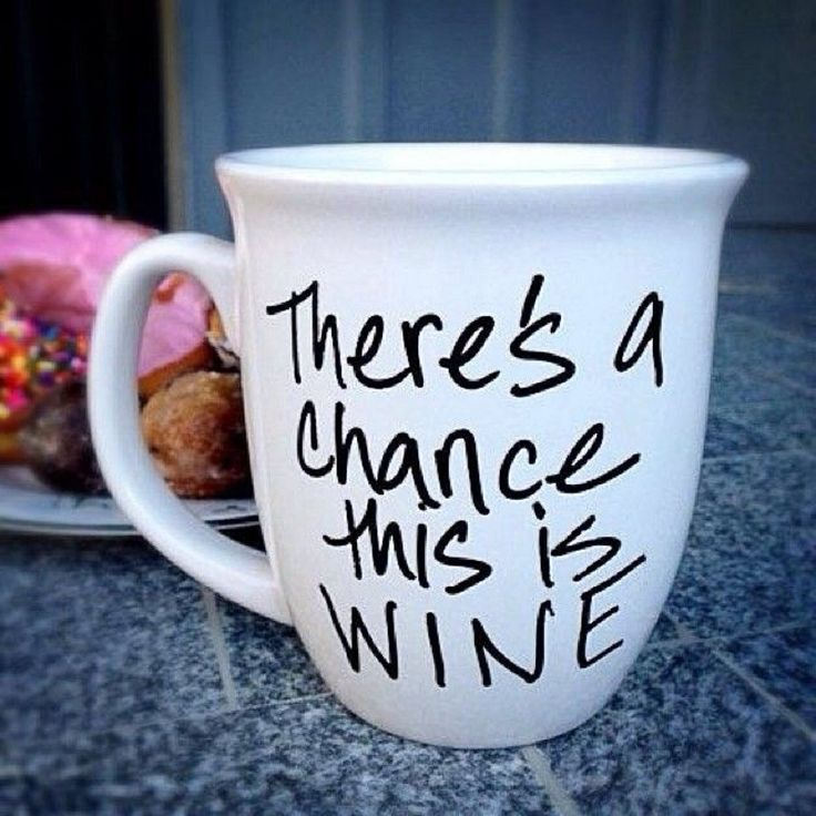 in life we must often change cup .. let's try this today?