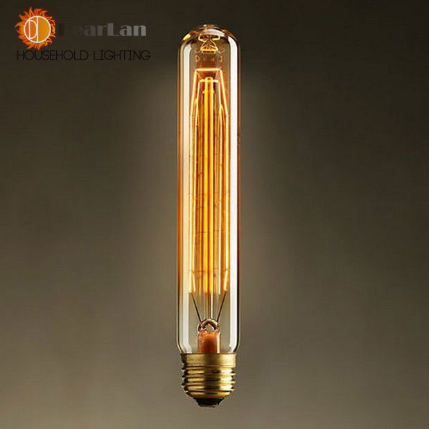 Free Ship Special Wholesale Items Fashion Incandescent Edison Bulbs E27 40w 220v 28 185 Mm Vintage Edison Light B Vintage Light Bulbs Bulb Pendant Light Bulb