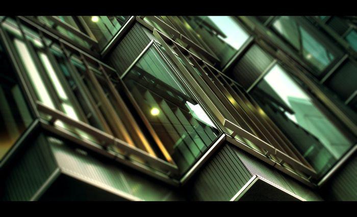 London Architecture on Behance