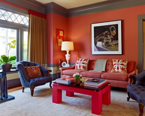 Colorful Furniture Living Room And Decorations Interior Decor   Decorstate