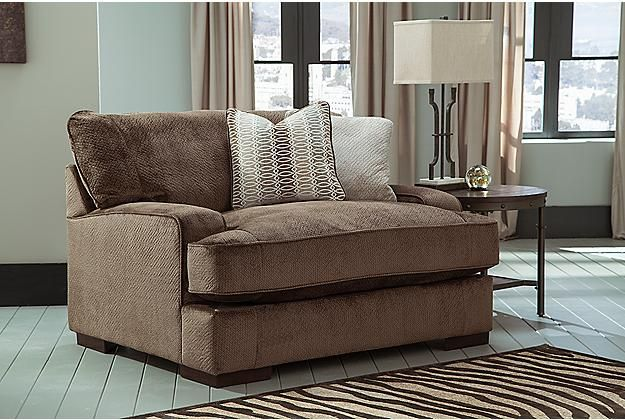 chocolate brown living room chairs design walls for fielding oversized arm chair view 1 home