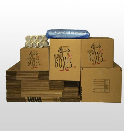 Basic 3 Bedroom Home Moving Kit Bring Me Boxes Free Same Day Delivery Moving Kit Moving Supplies Packing Supplies