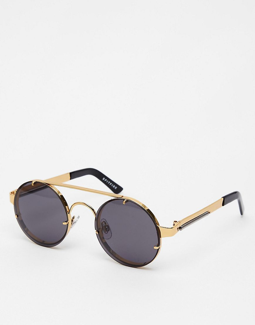 2.Spitfire+Lennon2+Round+Sunglasses-official site is cheaper