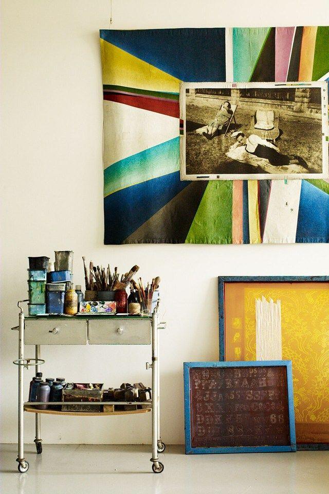 Natasha+Kerr's+studio