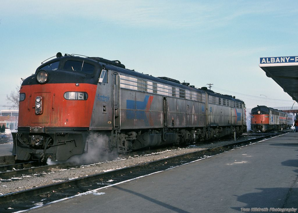 E9A 415 at Rensselaer, NY on 1... Photo by Photographer
