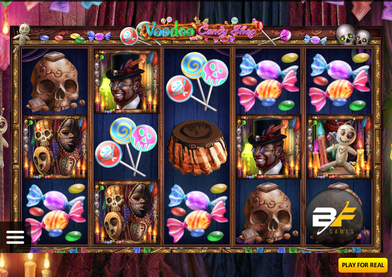 Free Slots Candy Store