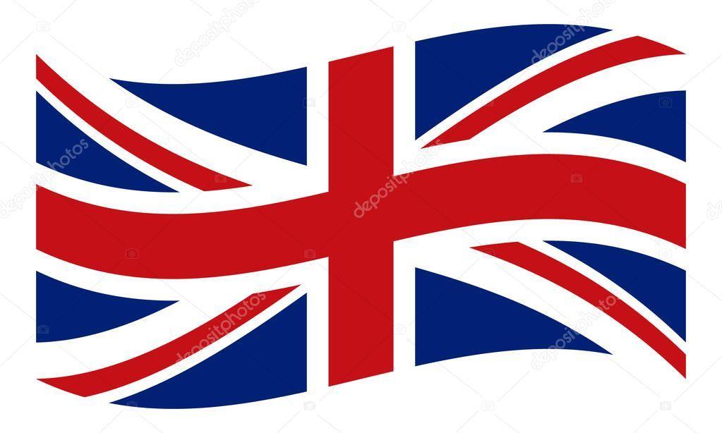 Great Britain United Kingdom Flag Uk Flag Icon Waving Flag Of United Kingdom Aff United Kingdom Great Brit United Kingdom Flag Flag Icon Uk Flag