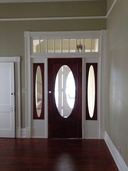 How To Cover Windows In Front Door Door Coverings Front Doors