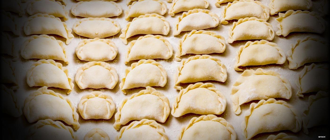 Cooking the Classics<br>Polish Pierogi