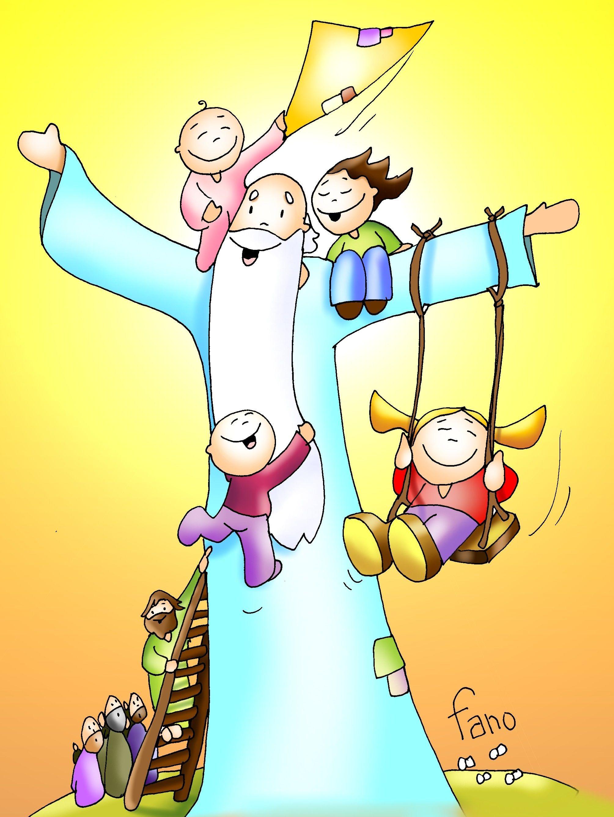 Mc 9,30-37 | Niños católicos, Catolico, Imágenes catolicas