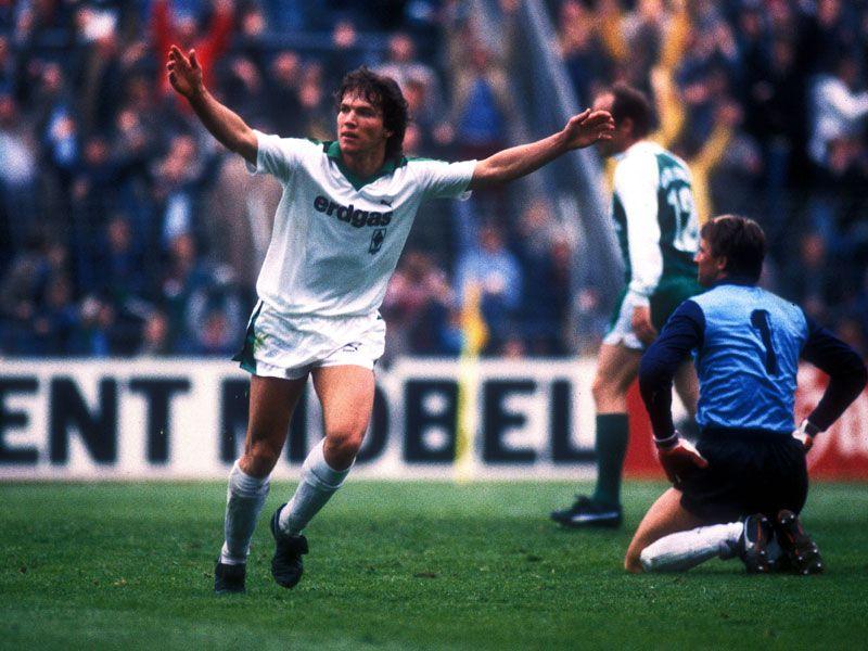 Pokalwahnsinn Im Halbfinale 21 Tore In Zwei Tagen Vfl Borussia Monchengladbach Vfl Borussia Borussia Monchengladbach