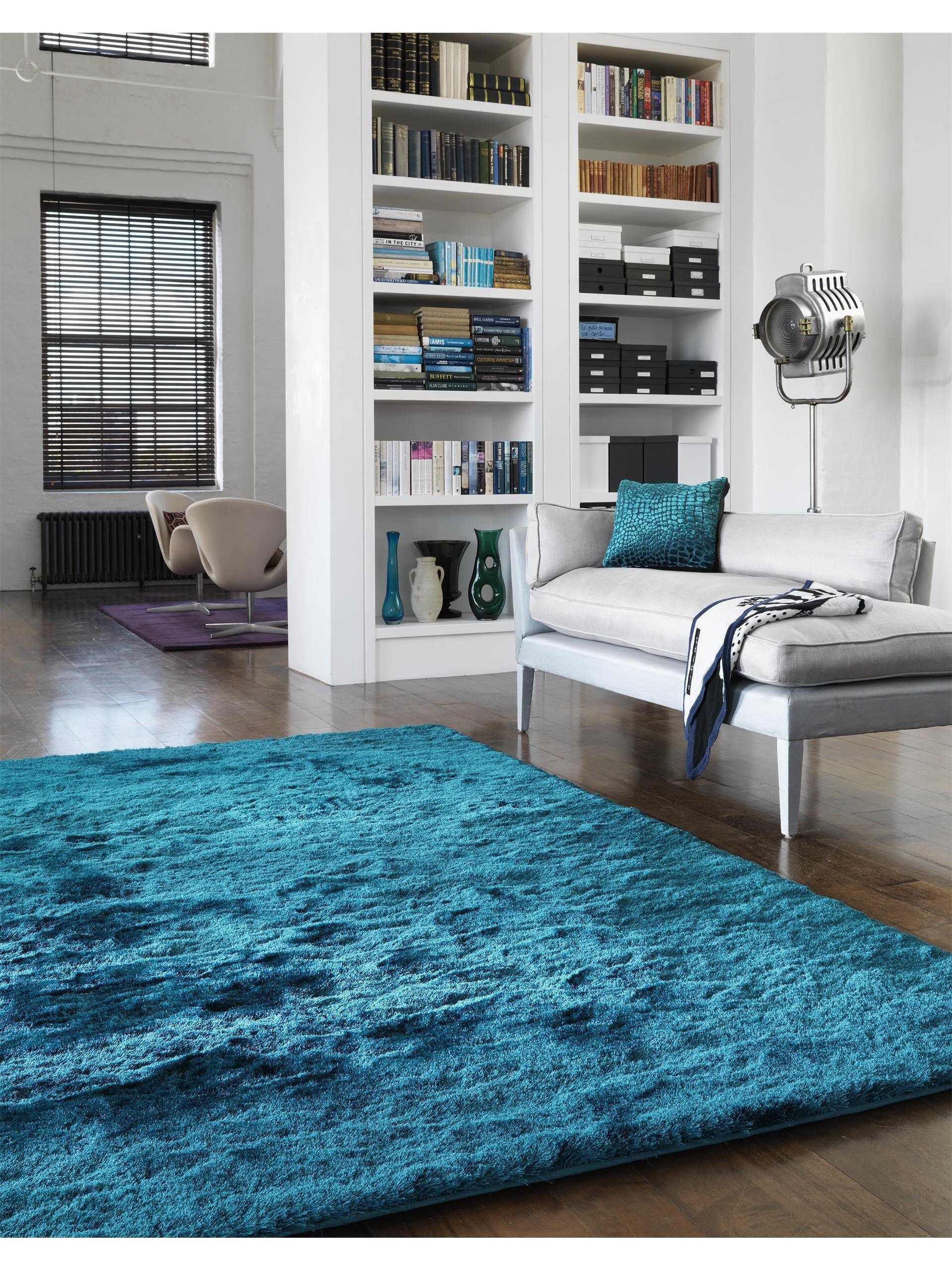 leuchtende farben und kuschelweicher flor der benuta hochflor teppich whisper ist in vielen. Black Bedroom Furniture Sets. Home Design Ideas