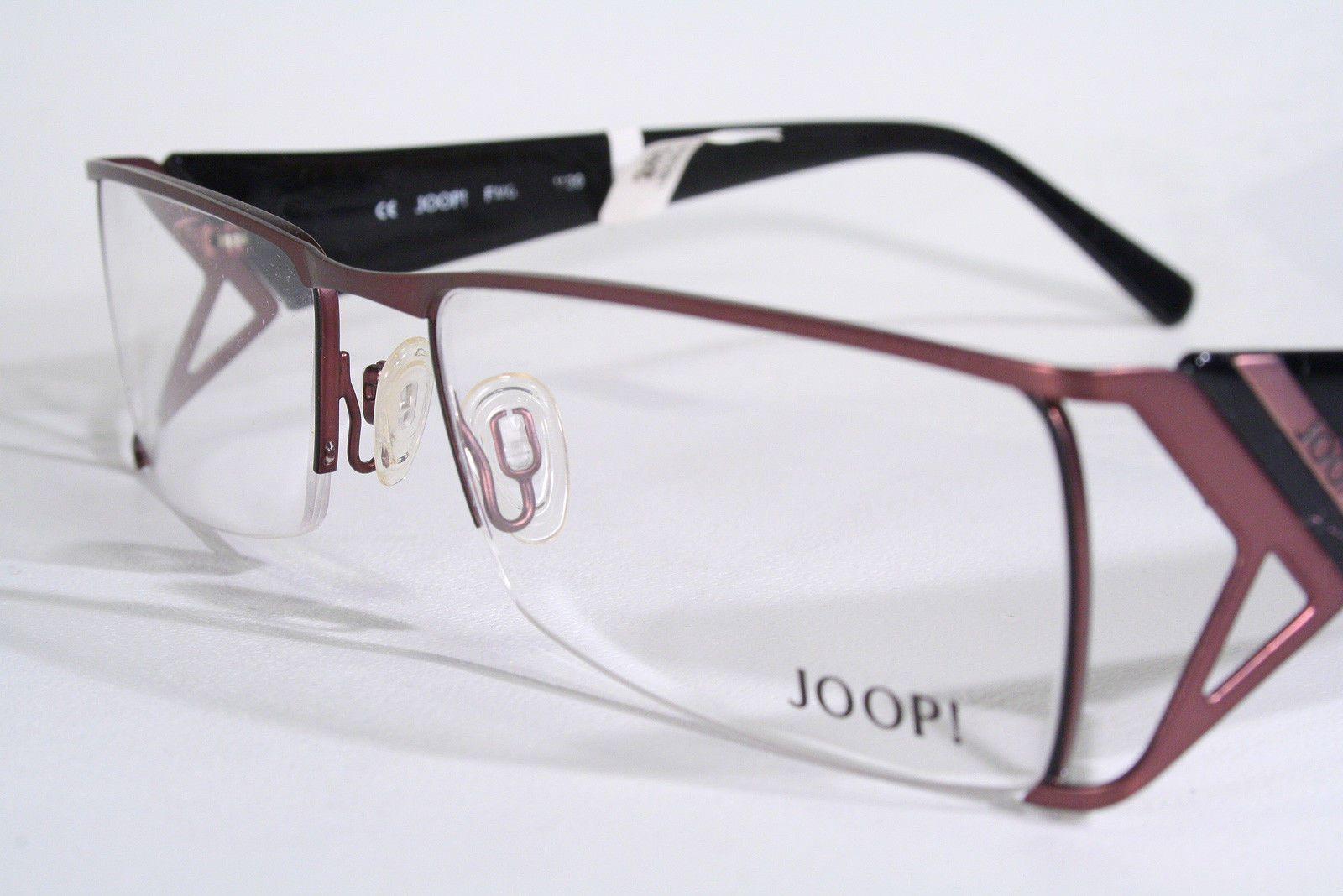 JOOP! 83051 Women Lilac Copper Semi Rimless Eyeglass Frames Glossy ...
