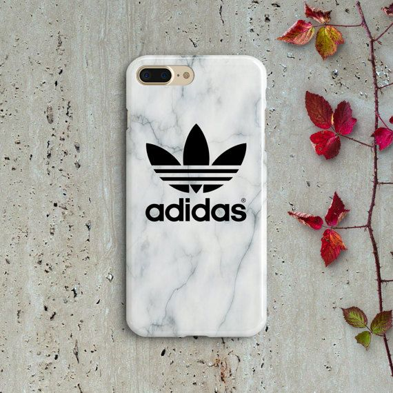 White Marble Adidas Iphone 6 Case Adidas Iphone 7 By Ilikemycase Apple Phone Case Diy Phone Case Phone Cases