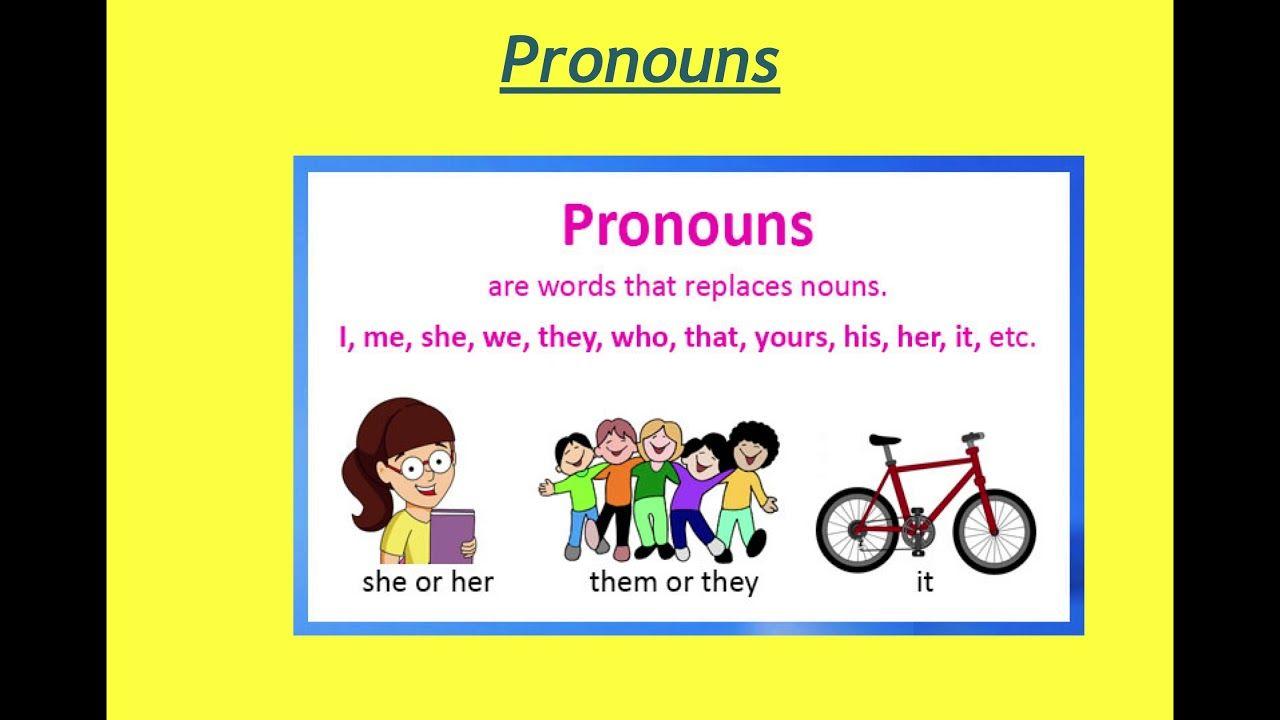 Pronouns Ppt 1 Grammar Pronoun Ppt Grammar [ 720 x 1280 Pixel ]