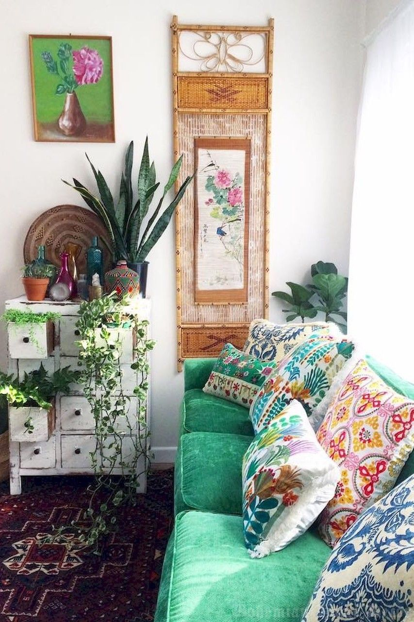 Improve Your Bohemian Home Decor Skills