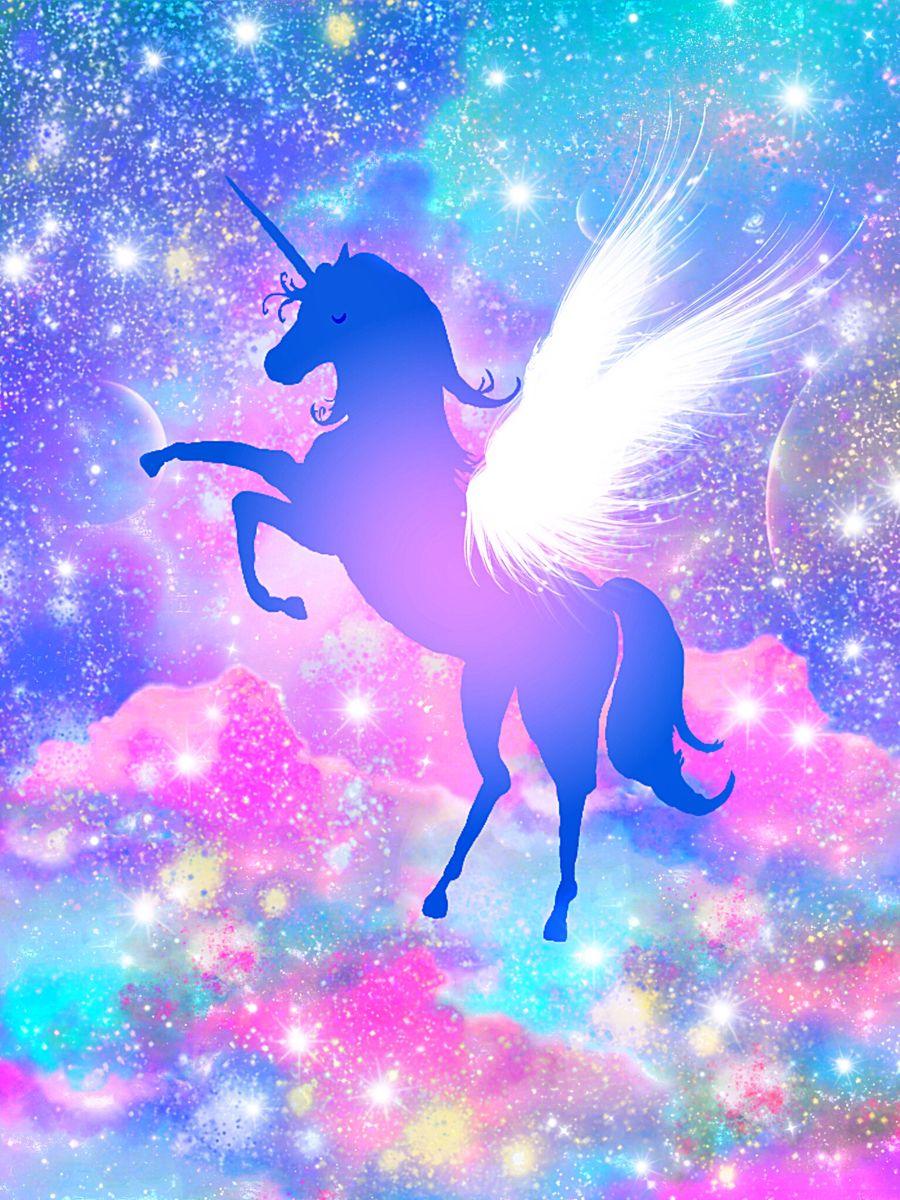 Unicorn Galactica Cute Galaxy Wallpaper Art Wallpaper Galaxy Images Cute rainbow galaxy unicorn wallpaper