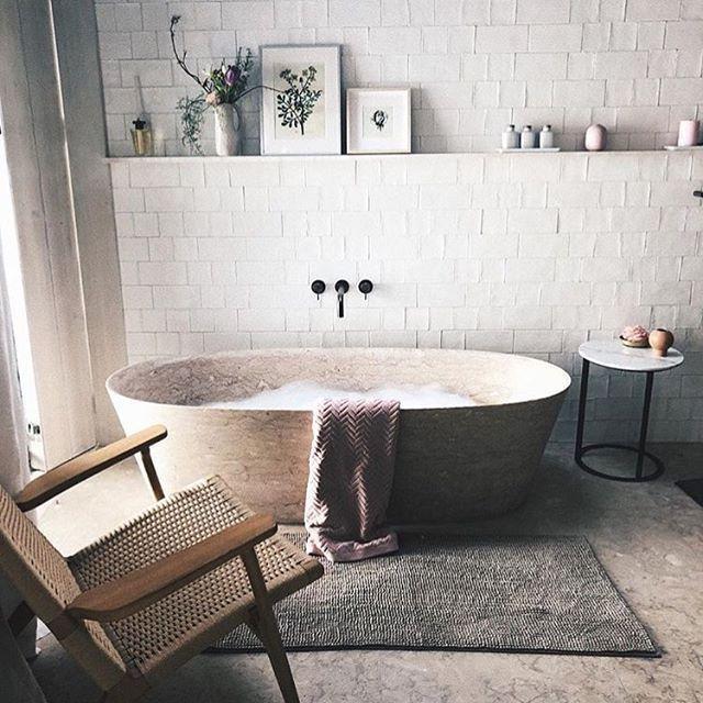Photo of Interior Design Addict   Interior Design Addict: Das überwältigende Badezimmer, in dem MPA wä…