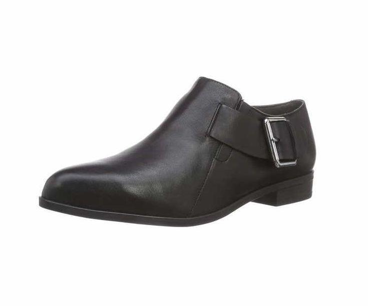 Damen Klassische Slipper von tamaris schwarz | 4055156808839