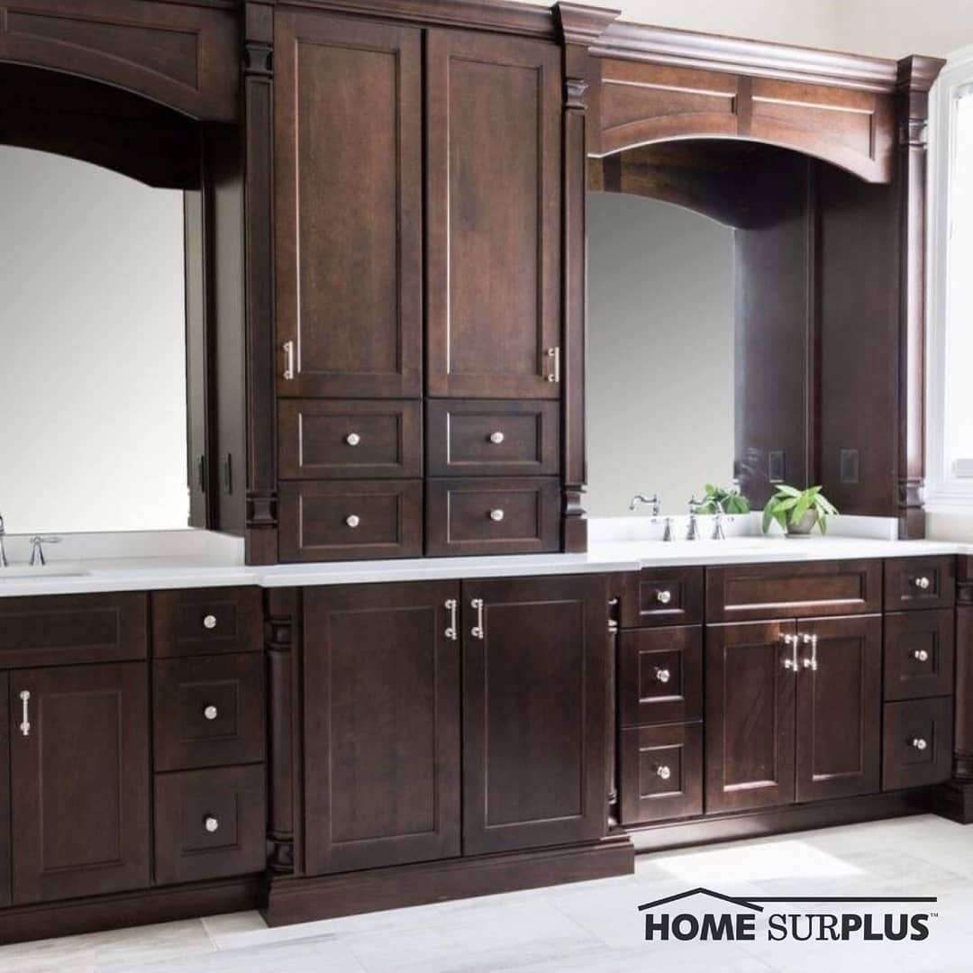 Custom Floor To Ceiling Bathroom Vanity By Home Surplus Do You