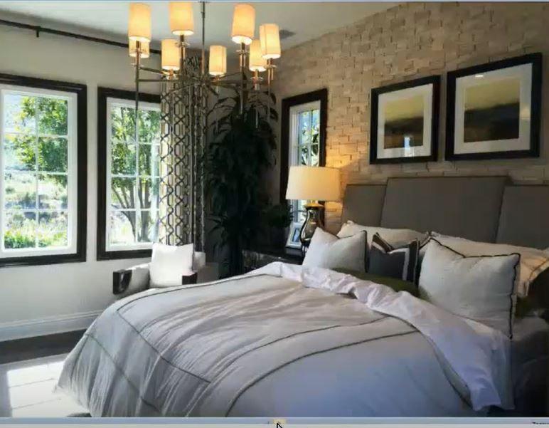 Painted Black Trim   Bedroom inspirations, Home decor, Home