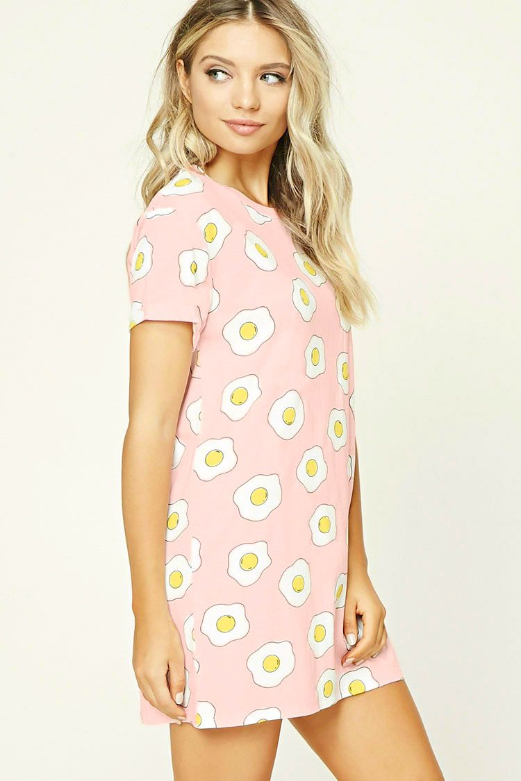 Sunny-Side Up Eggs Nightdress  b7356d541