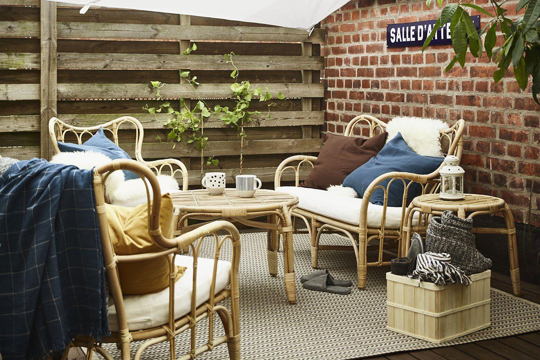 15 Salons De Jardin Quali à Prix Mini открытый балкон