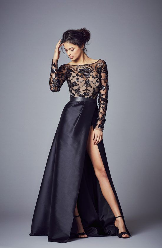 Designer Evening Dresses Wear Ball Gown Designs Suzanne Neville Evening Wear Dresses Couture Evening Dress Long Dress Design