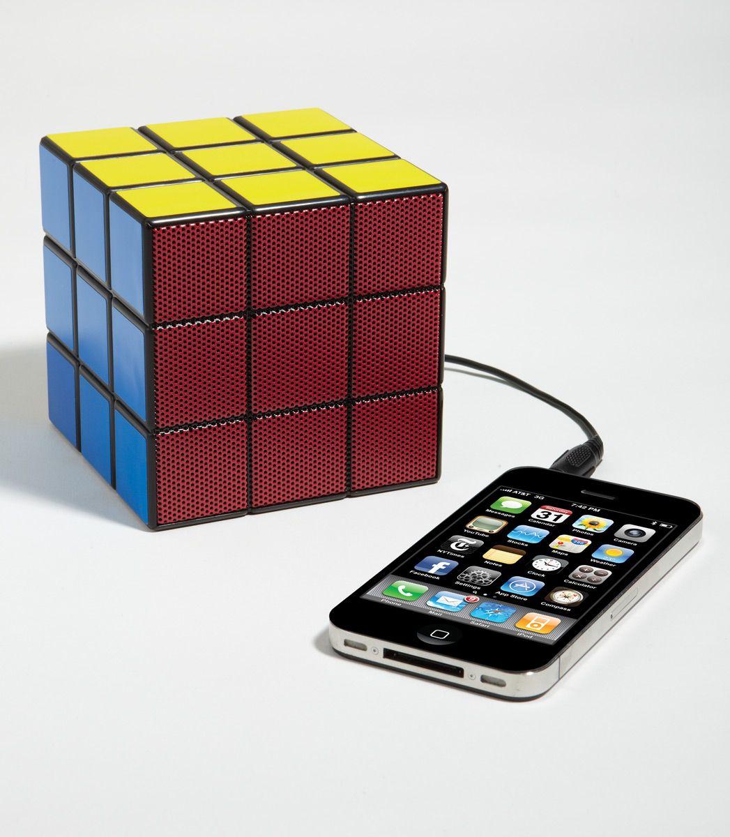 Great Rubiku0027s Cube SpeakerYour Music Problems Are Solved! The Rubiku0027s Cube  Speaker Is A Retro, Versatile Sound Blaring Device, Containing A Premium  Grade 5 Watt ... Nice Look