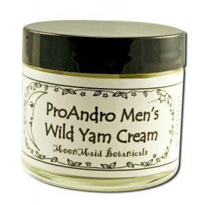 Moonmaid Botanicals Proandro Wild Yam Cream For Men Botanics Skin Care Wild Yam Body Gel
