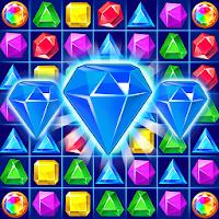 Jewel Crush - Jewels & Gems Match 3 Legend 2 3 2 Mod Apk [Unlimited