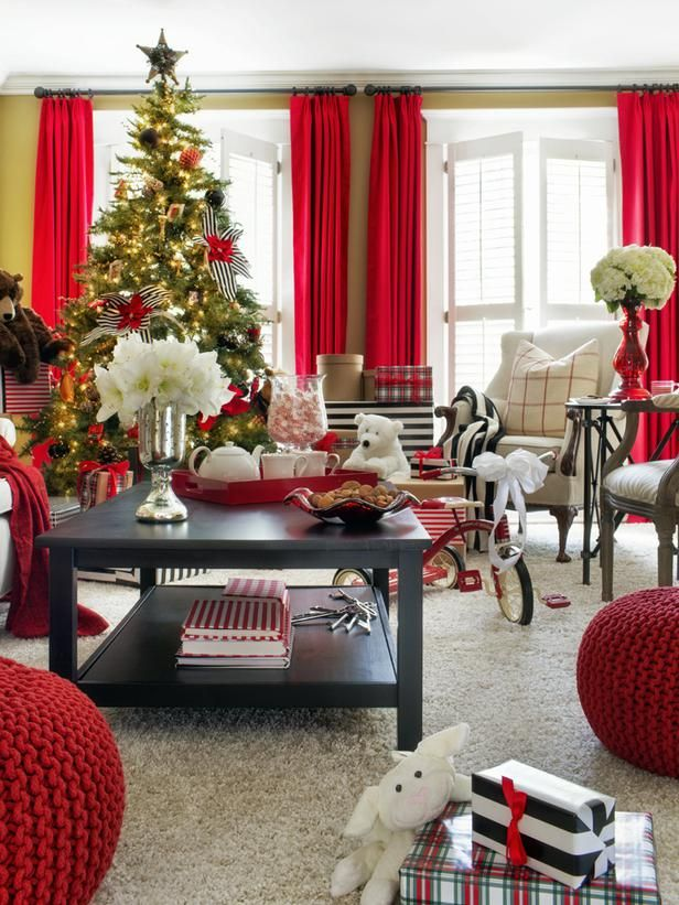 Genial Christmas Tree Decorating Ideas