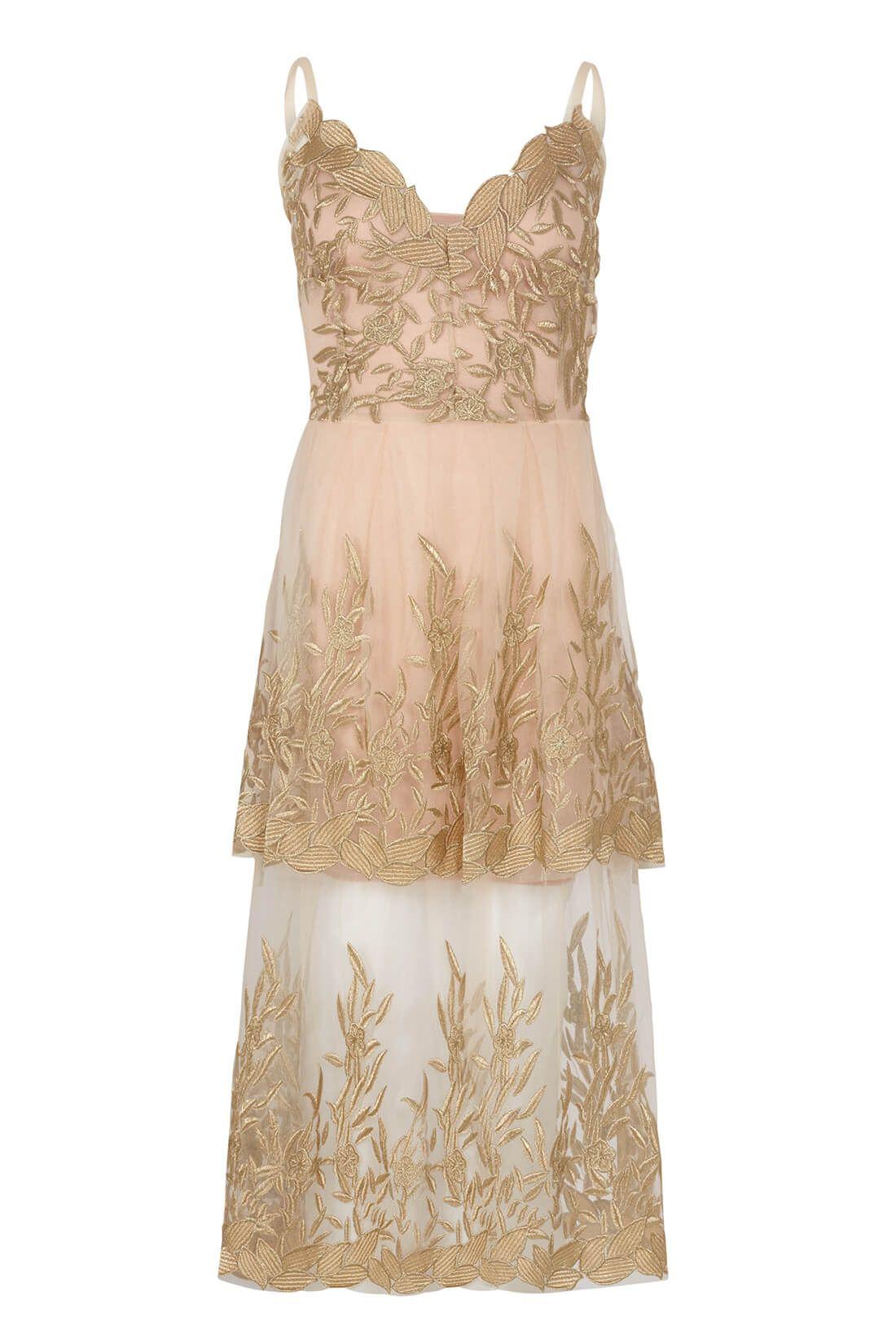 Begonia Color Dress