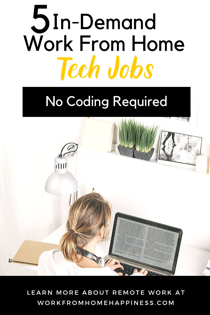 Tech Jobs Without Coding