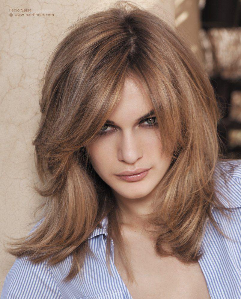 Sexy mid length haircuts
