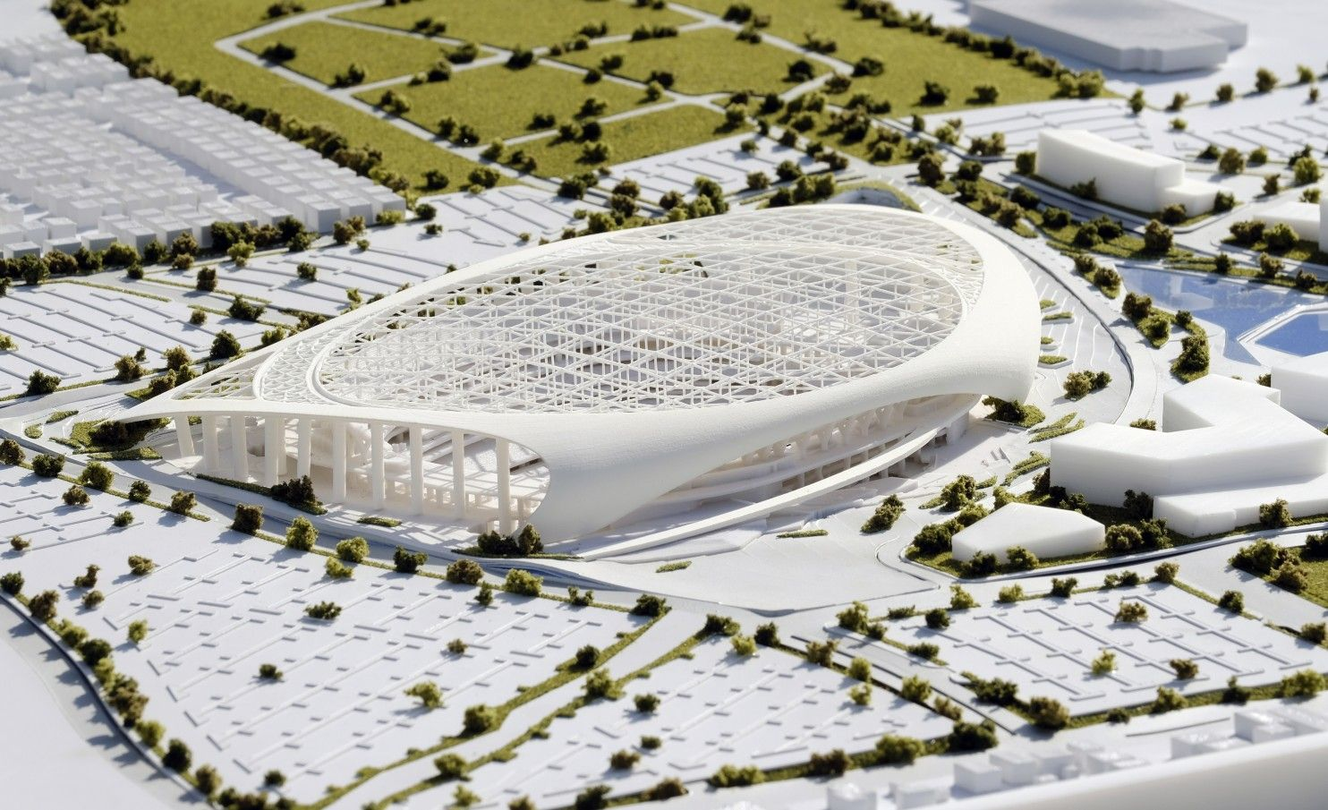 Los Angeles Stadium Delays Mean 2021 Super Bowl Is Headed To Tampa Los Angeles Rams Stadium Nfl Stadiums