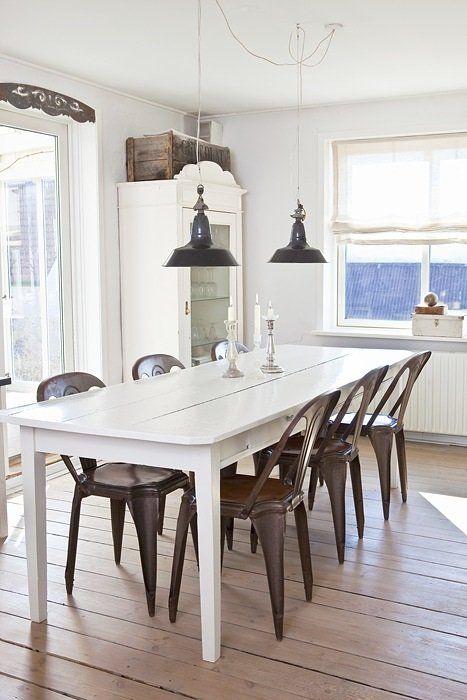 Pin By Luciana Zanata On Kitchening Farmhouse Dining Home Decor Kitchen Farmhouse Dining Room