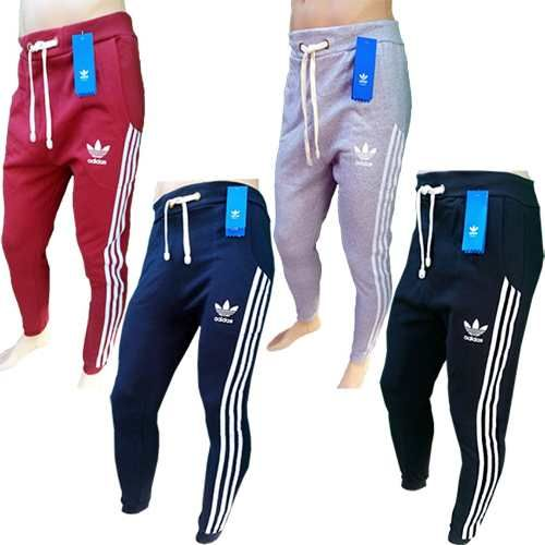 Pantalon Chupin Jogging Hombre Deportivo adidas Unisex ...