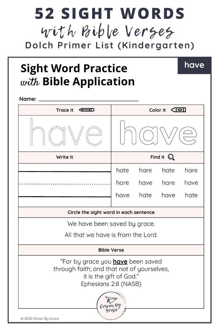 Free Sight Word Printables And Worksheets These Dolch 220 Activity Pages Are Perfect Fo Preschool Sight Words Sight Words Kindergarten Sight Words Printables [ 1500 x 735 Pixel ]