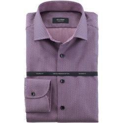 Olymp Signature Hemd, Tailored Fit, Signature Kent, Fuchsia, 40 Olympolymp