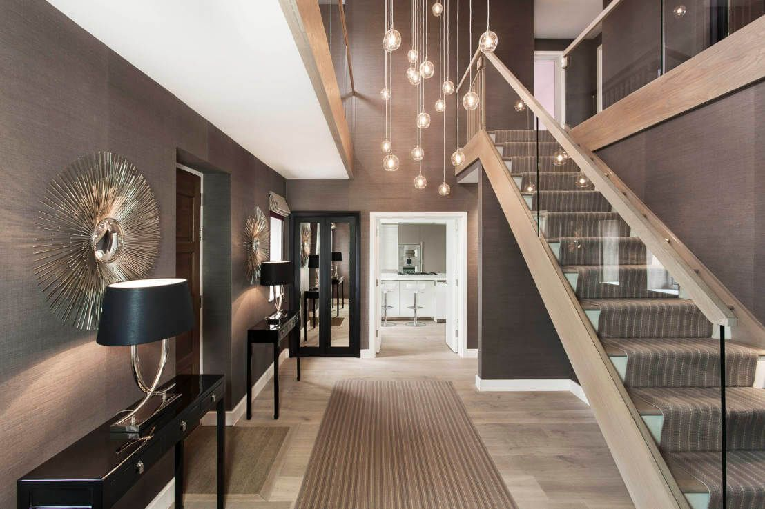 16 Entrance Hall Designs That Attracts Anyone In First Impression