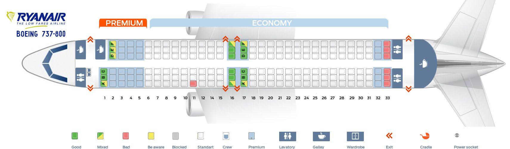 Ryanair Fleet Boeing 737 800 Details And Pictures Boeing Boeing