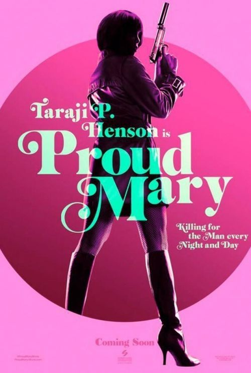 Watch Proud Mary 2018 Full