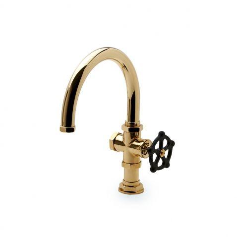 156 bainbridge single pull kitchen faucet with