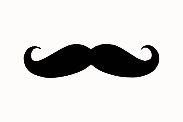 Moustache Hi Png 600 400 Mustache Art Mustache Drawing Mustache