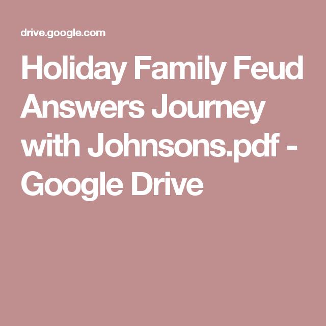 Google Drive Familie