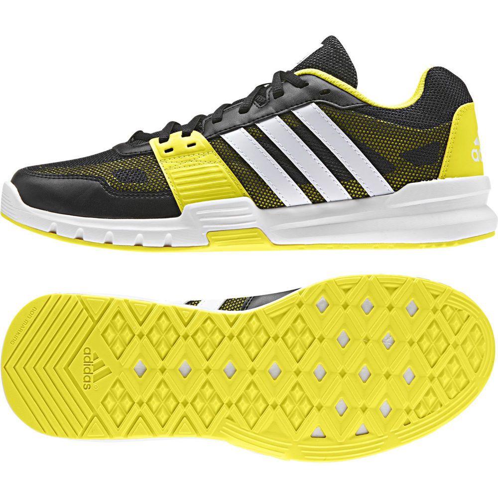 Adidas Men Running Shoes Essential Star .2 New B33189 Fitness Yoga Training