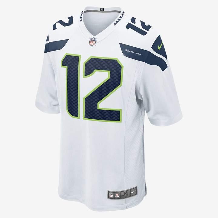 on sale ec5e7 fea1e Nike Men's Football Jersey NFL Seattle Seahawks Game Jersey ...