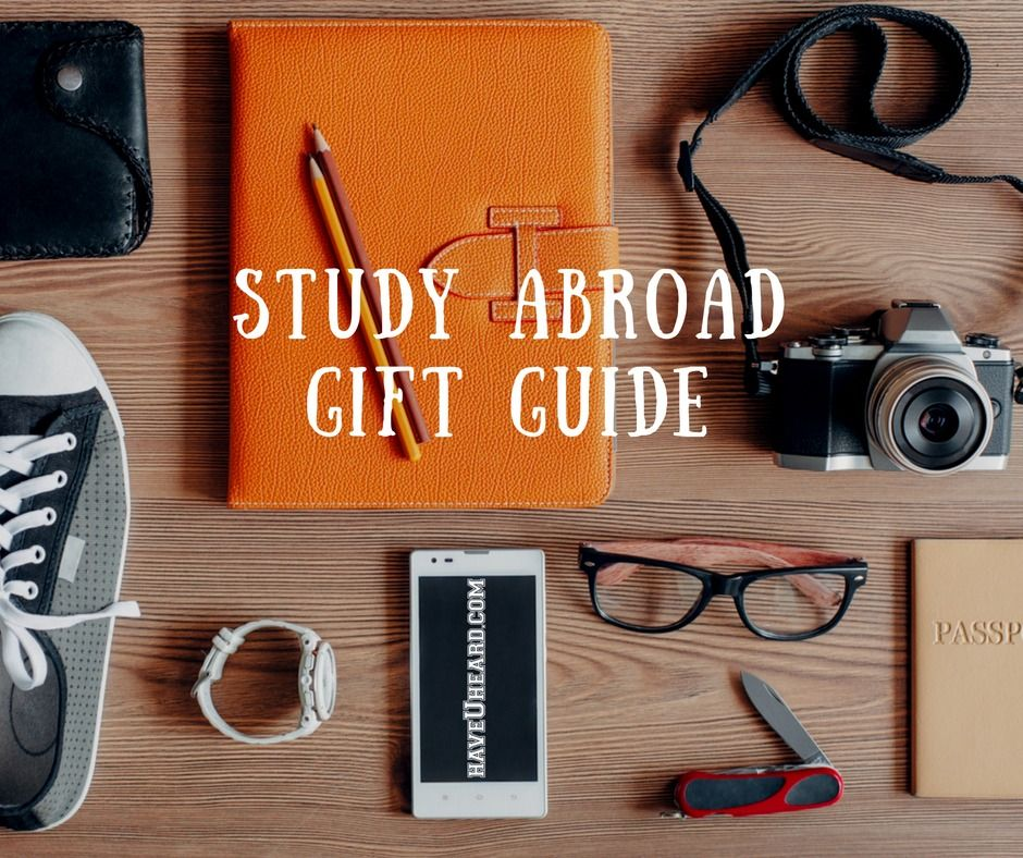 11 Gift Ideas For Students Studying Abroad In 2020 Study Abroad Gifts Study Abroad Travel Abroad Gifts